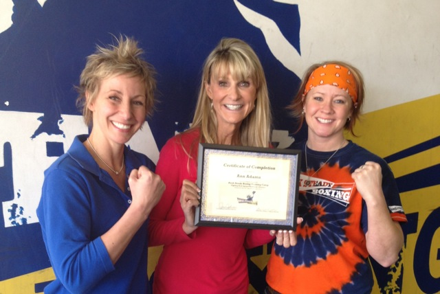 Anne Graduates RSB Training Camp