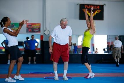 Rock Steady Boxing Southern California Parkinson's Disease Anne Adams