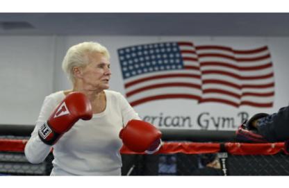 Dee Nouhan Rock Steady Boxing Parkinsons Disease