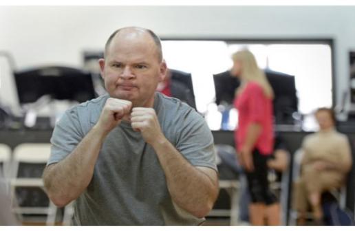 Rick Deming Rock Steady Boxing Southern California